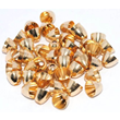 Coneheads - Guld - 6,0mm - 50st